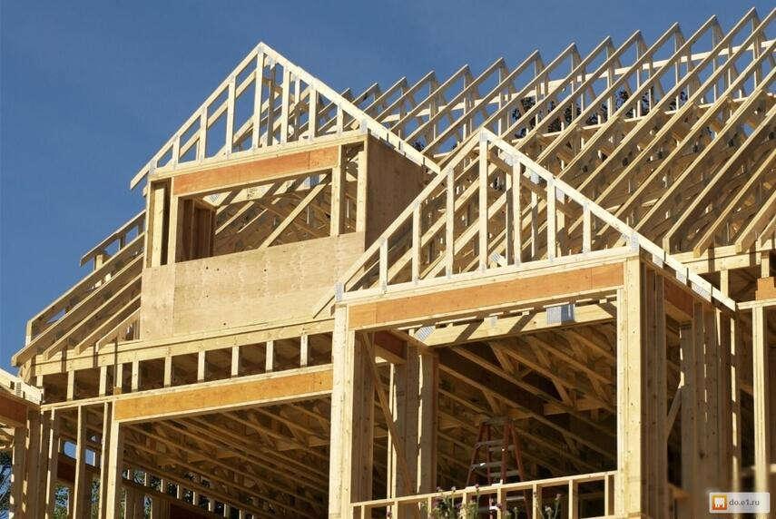 Материалы для каркасного дома — что нужно знать об их основных характеристиках