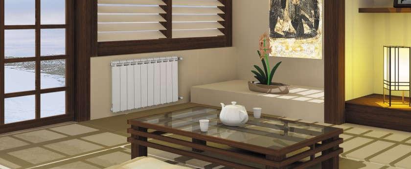 Биметаллические радиаторы отопления: технические характеристики особенности