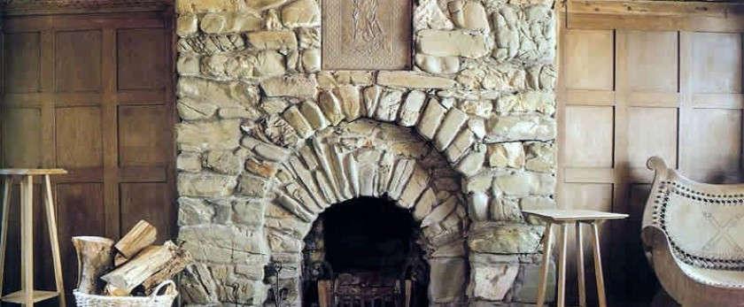 Делаем портал для камина своими руками