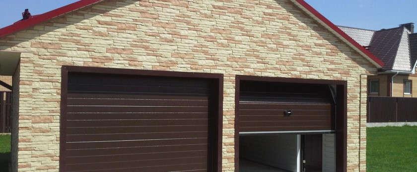 Фундамент для гаража из блоков своими руками