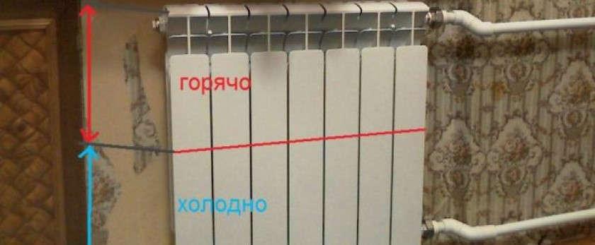 Холодный радиатор: причины проблемы и методы их устранения