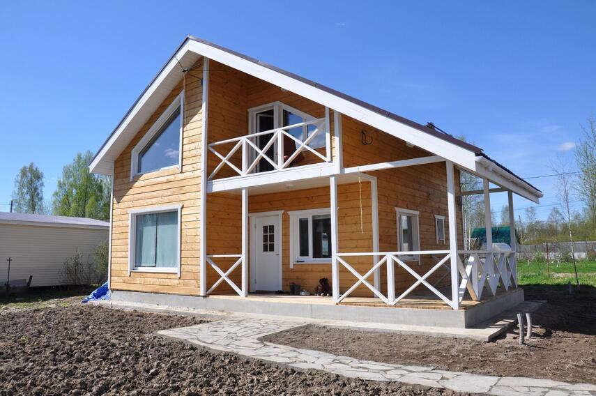 Секреты строительства долговечных каркасных домов