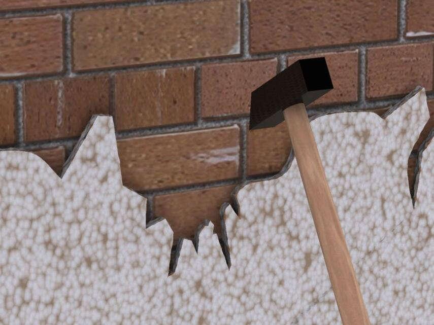 Подготовка кирпичной поверхности под оштукатуривание - правила, инструкция, советы каменщиков