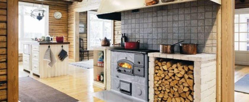 Как правильно соорудить варочную печь из кирпича своими руками