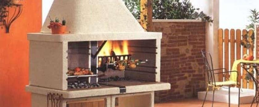 Как правильно спроектировать и построить печь-барбекю в беседке
