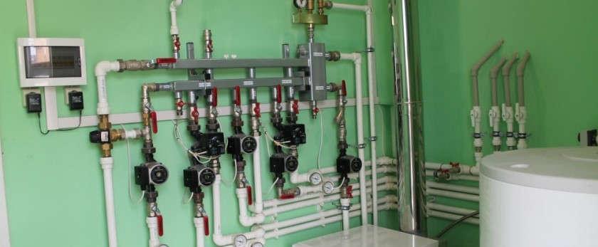 Как промыть систему отопления в частном доме