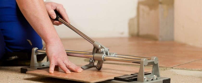 Как резать керамогранитную плитку