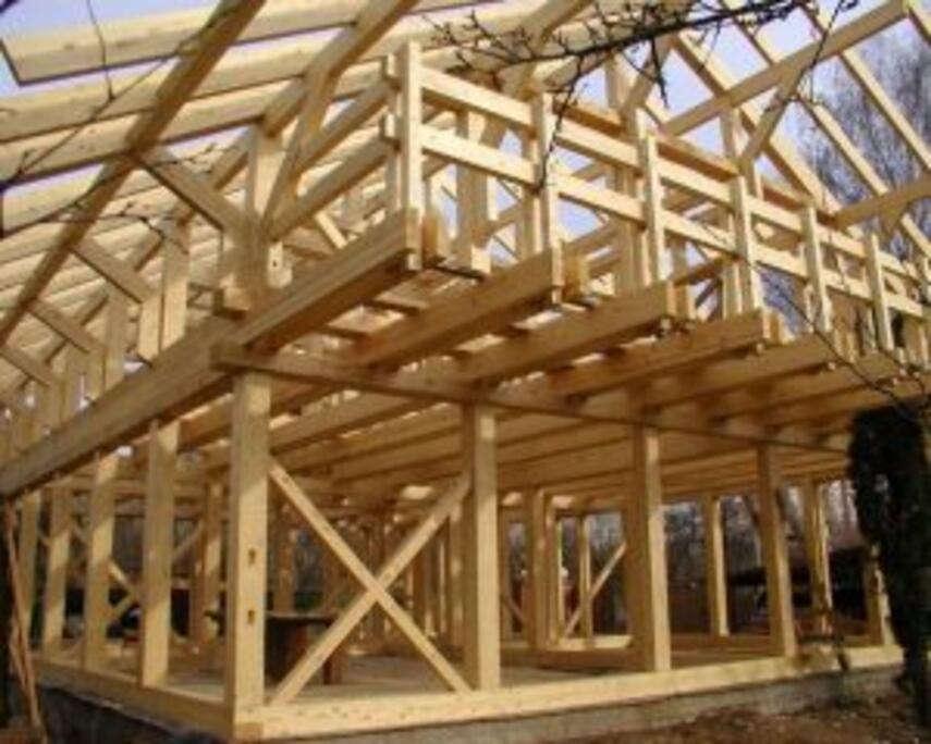 Устройство каркасного дома. Элементы строительства каркасных домов и их главные преимущества для застройщика