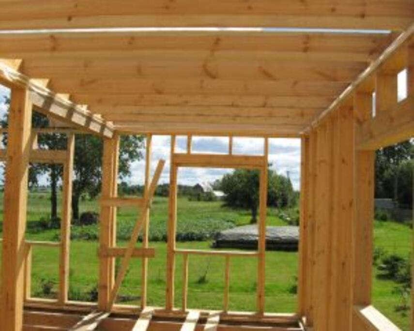 Каркасный дом своими руками: как построить, чтобы получилось качественно и экономно