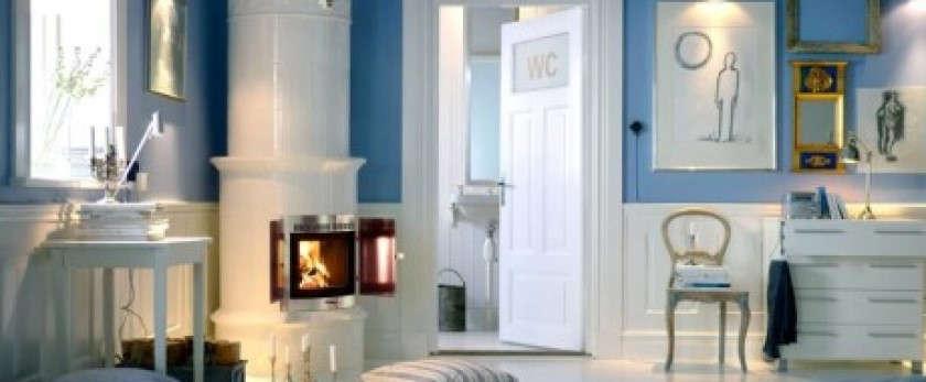 Металл или стекло: какую дверцу выбрать для печи или камина