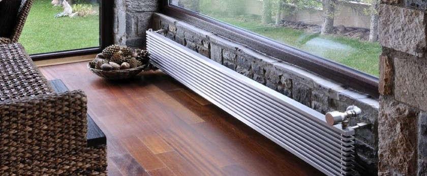 Низкие радиаторы отопления: выбираем компактный вариант для квартиры