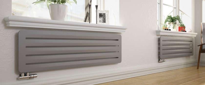 Плоские радиаторы: типы панельных обогревателей
