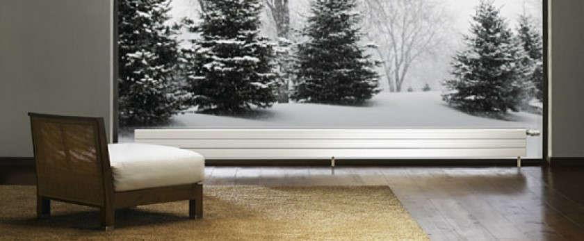 Радиаторы 200 мм: особенности алюминиевых биметаллических стальных трубчатых и панельных изделий