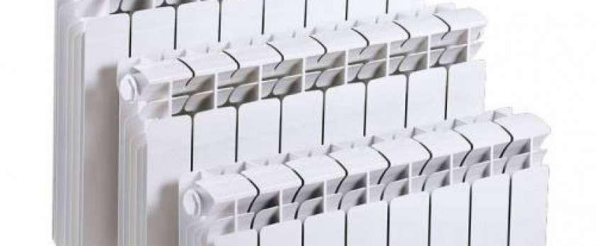 Радиаторы отопления — размеры теплоотдача рабочее давление
