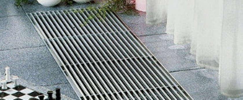 Радиаторы отопления в полу: все невозможное возможно