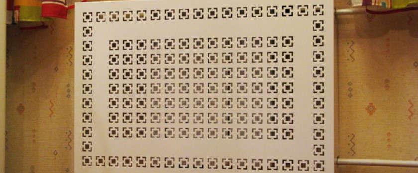 Решетки на радиаторы отопления: как совместить красоту и практичность