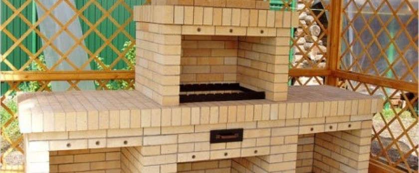 Садовая печь-мангал своими руками: схемы для профессионалов и модели для новичков