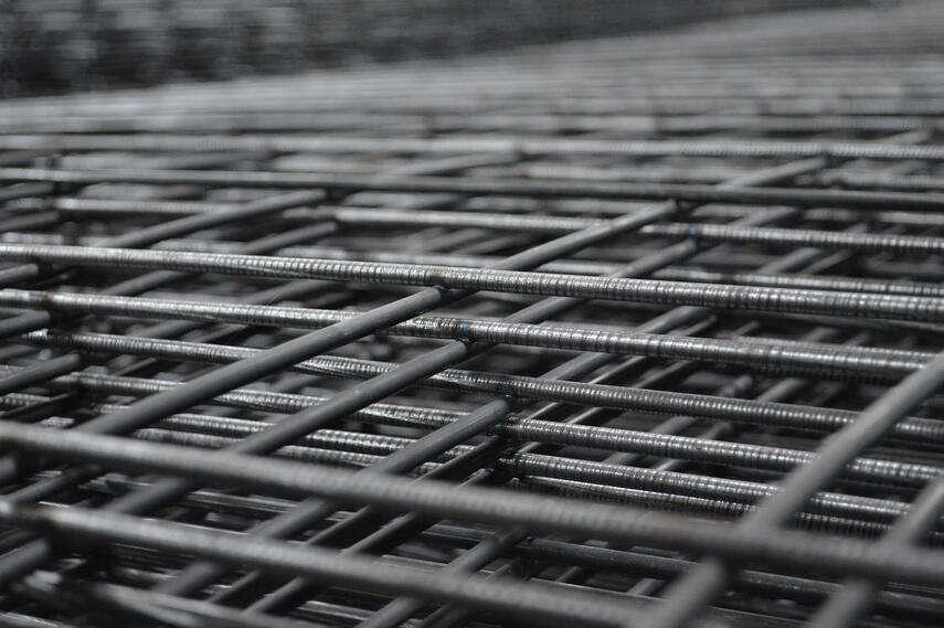 Арматурная сетка для бетонного пола: советы по выбору