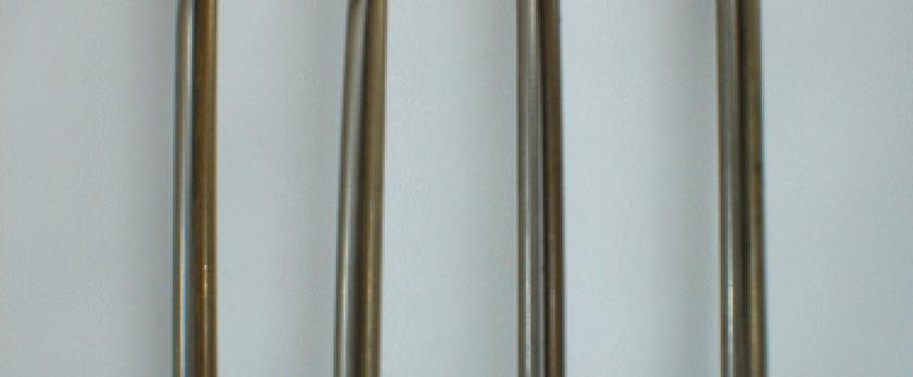 ТЭНы для радиаторов как основной и вспомогательный вид нагрева. Характеристика приборов