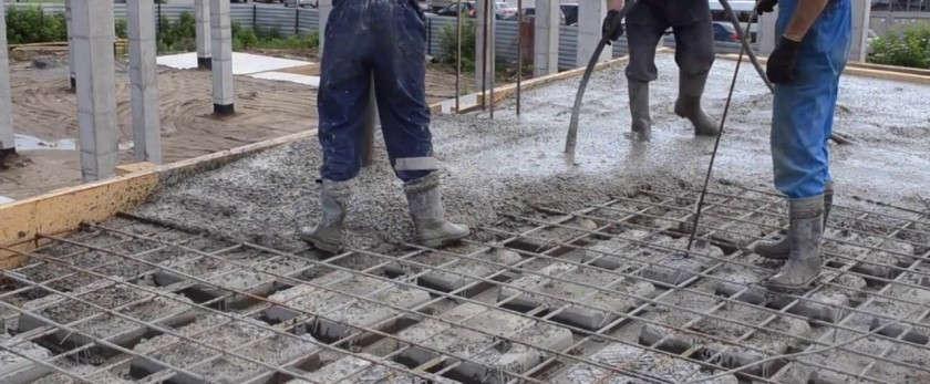 Усиление фундаментов цементацией технология
