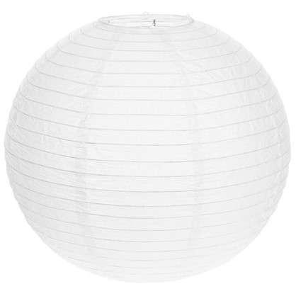 Купить Абажур Goa диаметр 40 см цвет белый дешевле