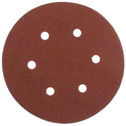 Абразивный круг для ЭШМ Dexter P220 150 мм 5 шт.