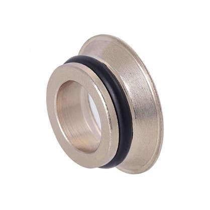 Адаптер для коллектора обжимной конус-плоскость внутренняя резьба 1/2 латунь