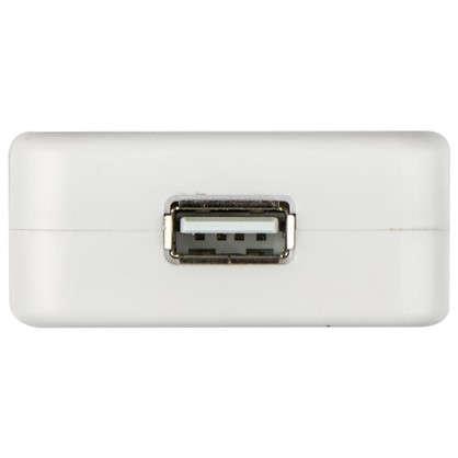 Купить Адаптер Electraline с USB розеткой 1 А дешевле