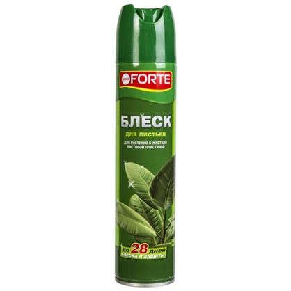Аэрозоль-блеск Bona Forte для листьев 0.3 л