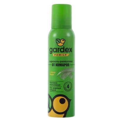 Купить Аэрозоль от комаров Gardex Family 150 мл дешевле