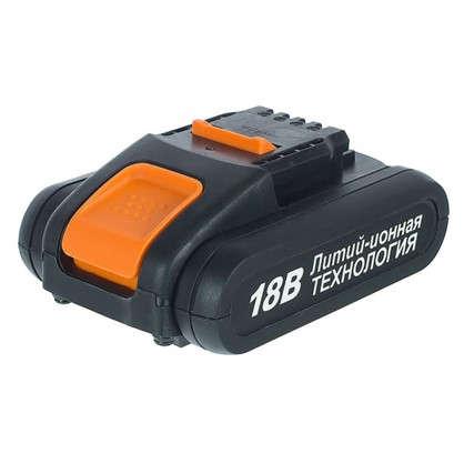 Аккумулятор Dexter 1.5 Ач Li-ion 18 В для аккумуляторного инструмента