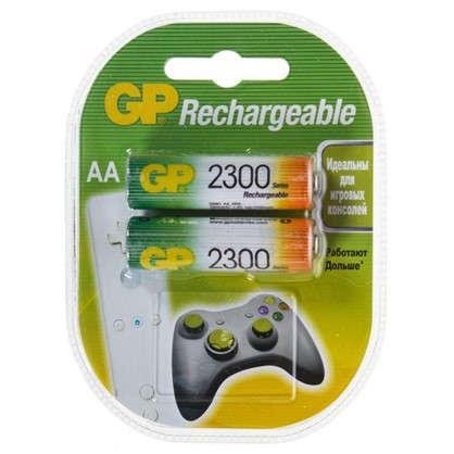 Аккумулятор GP AA Ni-Mh2300 мА/ч 2 шт.