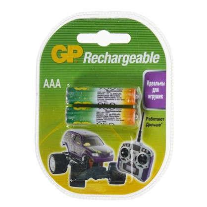 Аккумулятор GP AAA Ni-Mh 950 мА/ч 2 шт.