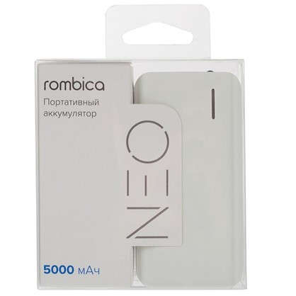Аккумулятор мобильный 5 Ач USB