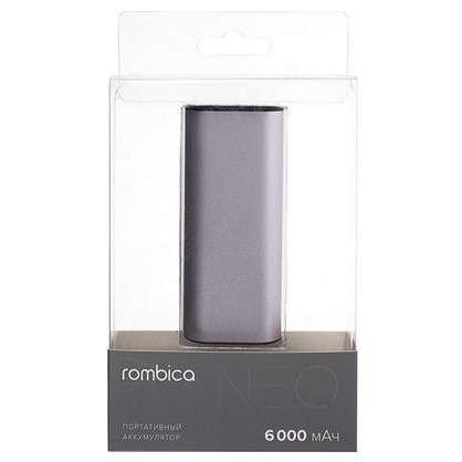Аккумулятор мобильный 6 Ач USB