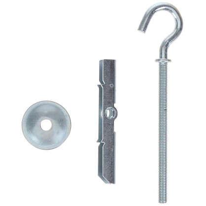 Купить Анкер складной пружинный Standers 9x62 мм с полукольцом 2 шт. дешевле