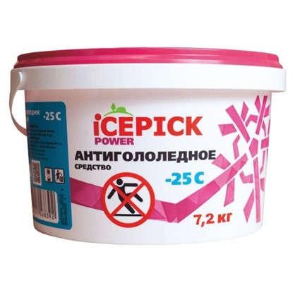 Купить Антигололедное средство ICEPICK POWER 72 кг дешевле