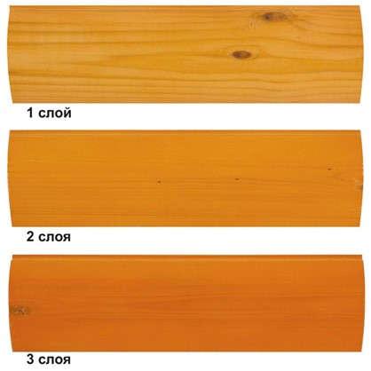 Антисептик для дерева Akvateks цвет орегон 0.8 л