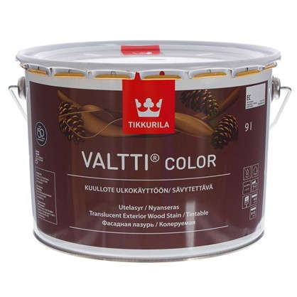 Антисептик лессирующий Tikkurila Valtti Color 9 л