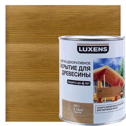 Антисептик Luxens цвет дуб 1 л