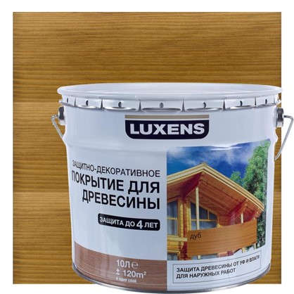 Антисептик Luxens цвет дуб 10 л