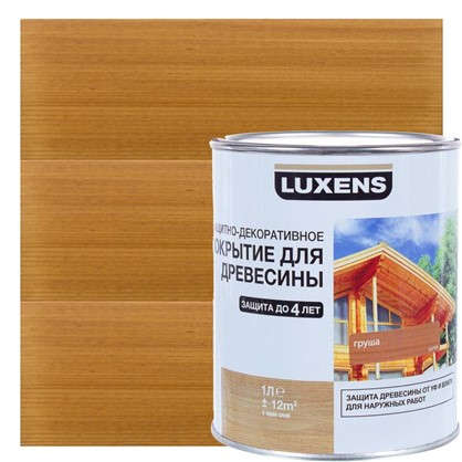 Антисептик Luxens цвет груша 1 л
