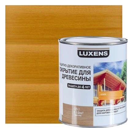 Купить Антисептик Luxens цвет клен 1 л дешевле