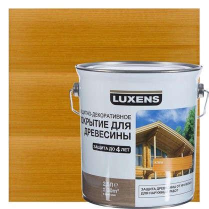 Антисептик Luxens цвет клен 2.5 л