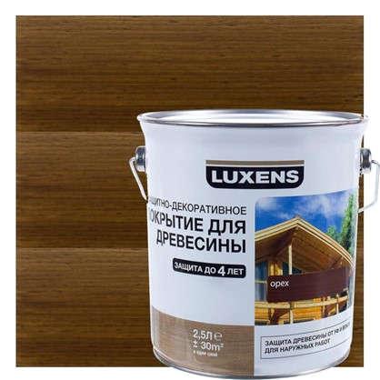 Антисептик Luxens цвет орех 2.5 л