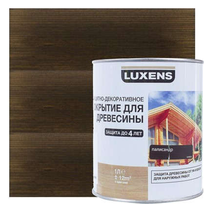 Антисептик Luxens цвет палисандр 1 л