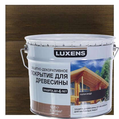 Купить Антисептик Luxens цвет палисандр 10 л дешевле