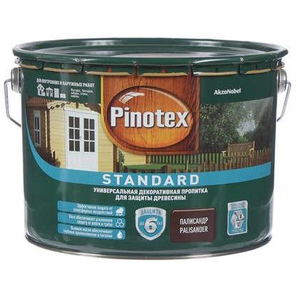 Антисептик Pinotex Standard цвет палисандр 9 л