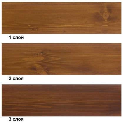 Антисептик Wood Protect цвет орех 0.75 л