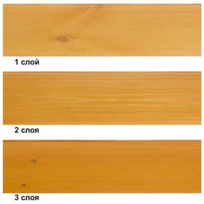 Антисептик Wood Protect цвет сосна 2.5 л